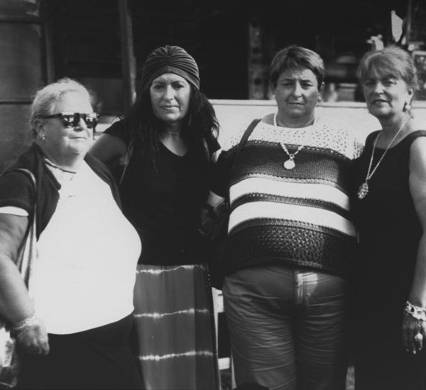 Retrato en el Fartukarte Street Food Festival Ribadesella